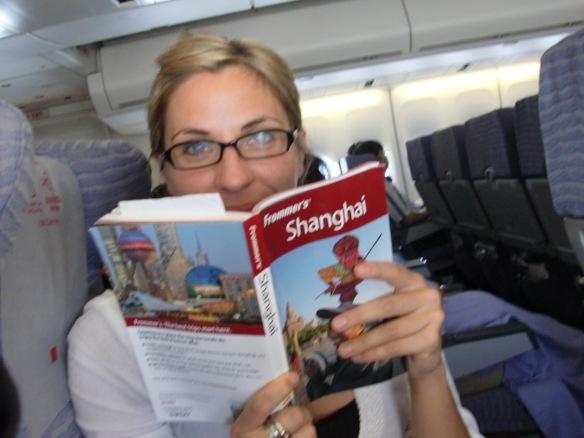 Brushing up on my Shanghai knowledge
