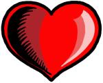 hearts-colored